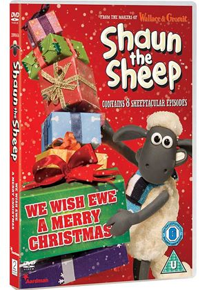 Shaun the Sheep - We Wish Ewe a Merry Christmas