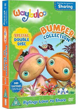 Waybuloo Bumper Collection : Piplings Love to Share