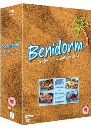 Benidorm - The Complete Collection (Series 1 – 4 and Specials)