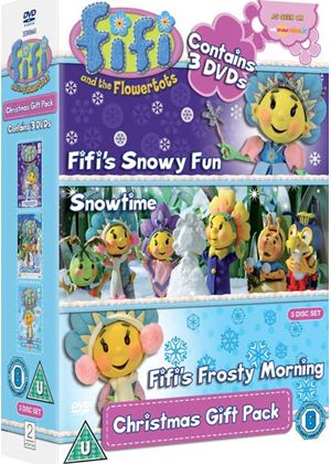 Fifi And The Flowertots - Christmas Gift Pack
