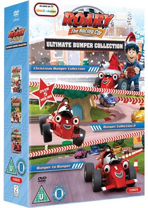 Roary The Racing Car – Ultimate Bumper Collection