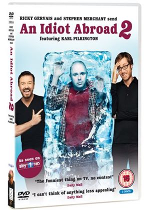 An Idiot Abroad - Series 2