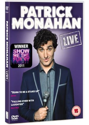 Patrick Monahan Live: Show Me The Funny Winner's