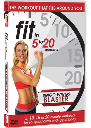 Fit in 5 to 20 Minutes - Bingo Wings Blaster