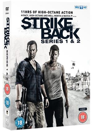 Strike Back 1 and 2