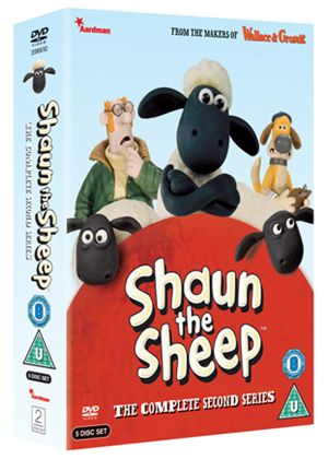 Shaun The Sheep - Series 2 - Complete