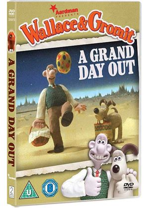 Wallace & Gromit – A Grand Day Out