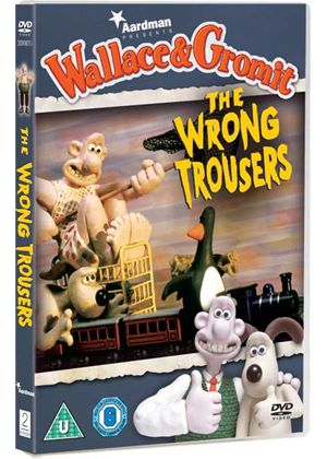 Wallace & Gromit – The Wrong Trousers