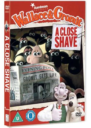 Wallace & Gromit – A Close Shave