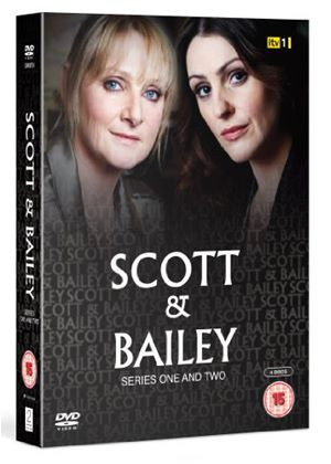 Scott & Bailey Series 1 and 2 Box Set