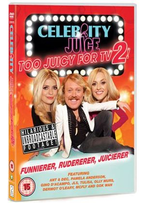 Celebrity Juice: Too Juicy for TV 2
