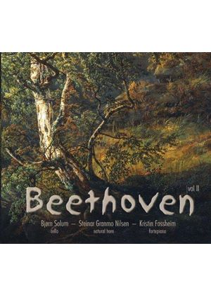 Beethoven, Vol. 2 (Music CD)