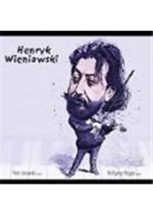 Wieniawski: Violin and Piano Works Vol 1