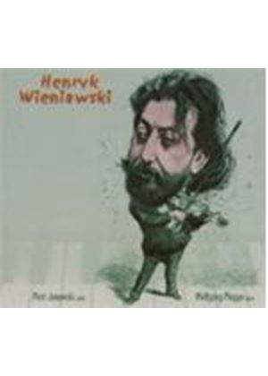 Henryk Wieniawski - Works For Violin And Piano Vol. 2
