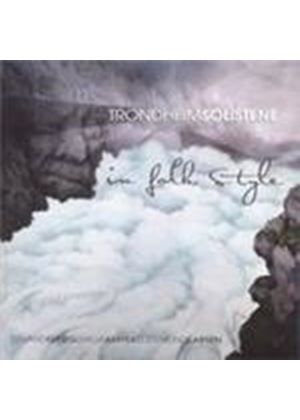 TrondheimSolistene play Grieg and Larsen (Music CD)