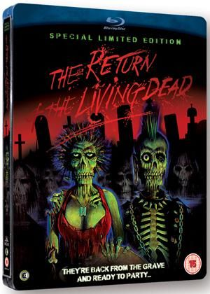The Return of the Living Dead : Special Edition (Blu-ray)