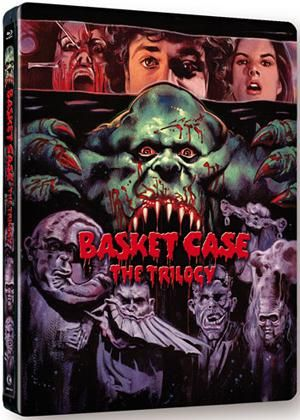 Basket Case Trilogy (Blu-Ray)