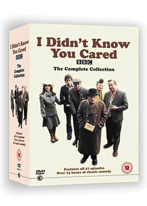 I Didnt Know You Cared - The Complete Series (Four Discs)