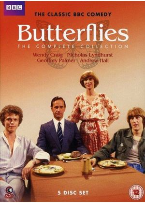 Butterflies: The Complete Series (1983)