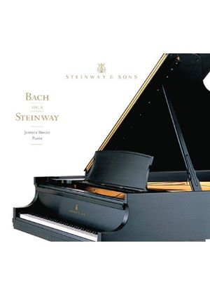 Bach on a Steinway (Music CD)
