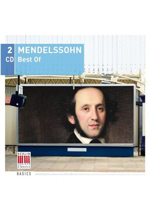 Best of Mendelssohn (Music CD)