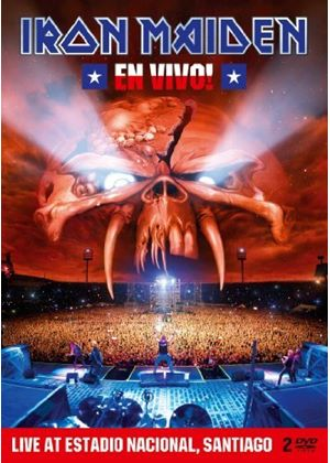 Iron Maiden - EN VIVO! [DVD]