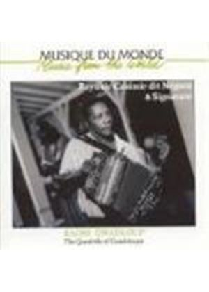 Various Artists - Quadrille Of Guadeloupe, The