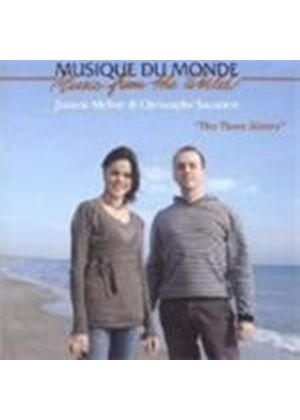Joanne McIver And Christophe Sauniere - The Three Sisters [French Import]