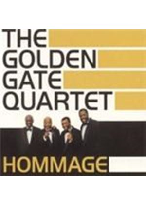 Golden Gate Quartet (The) - Homage (Music CD)