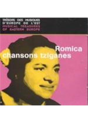 Romica - Romica (Chansons Tziganes) (Music CD)