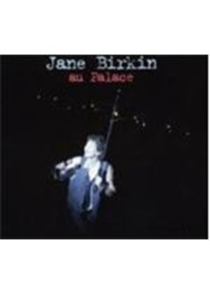 Jane Birkin - Au Palace (Music CD)