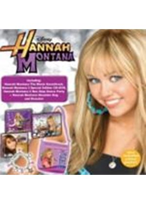 Various Artists - Hannah Montana Xmas Fan Box (Music CD)