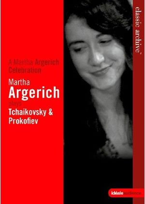Martha Argerich Celebration: Tchaikovsky & Prokofiev (Music CD)