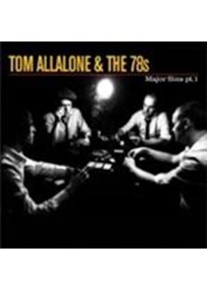 Tom Allalone & The 78s - Major Sins Vol.1 (Music CD)