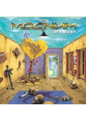 Magnum - Visitation, The (Music CD)