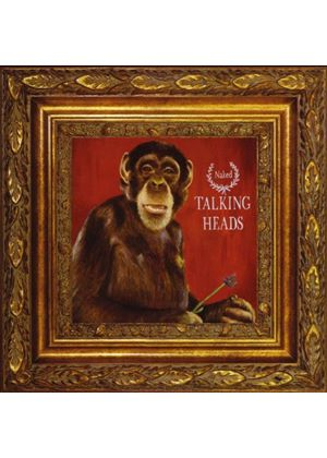 Talking Heads - Naked (Music CD)