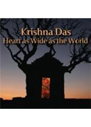 Krishna Das - Heart As Wide As The World (Music CD)
