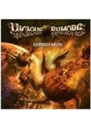Vicious Rumors - Razorback Killers (Music CD)