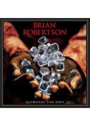Brian Robertson - Diamonds And Dirt (Music CD)