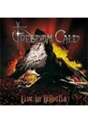 Freedom Call - Live In Hellvetia (Music CD)