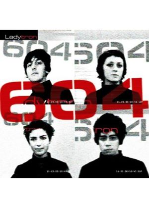 Ladytron - 604 (Music CD)