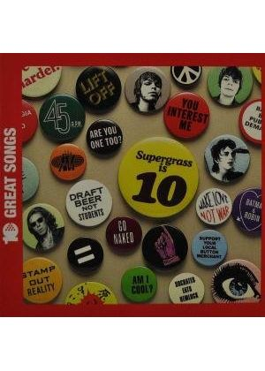 Supergrass - 10 Great Songs (Music CD)