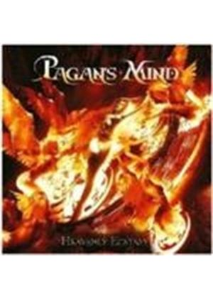 Pagan's Mind - Heavenly Ecstasy (Music CD)