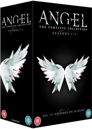 Angel - Complete Season 1-5 (New Packaging)
