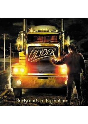 Glyder - Backroads to Byzantium (Music CD)