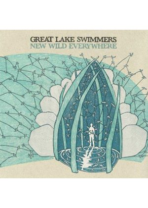 Great Lake Swimmers - New Wild Everywhere (Music CD)