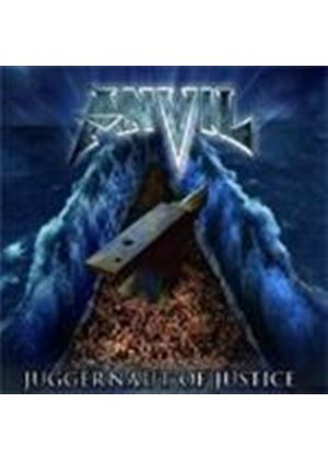 Anvil - Juggernaut of Justice (Music CD)