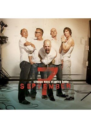 Sep7ember - Strange Ways of Going Home (Music CD)
