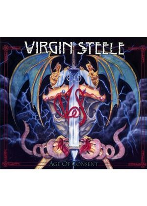 Virgin Steele - Age of Consent (Music CD)