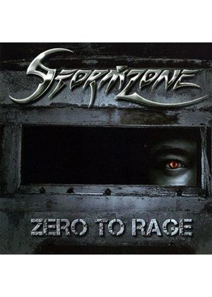 Stormzone - Zero to Rage (Music CD)